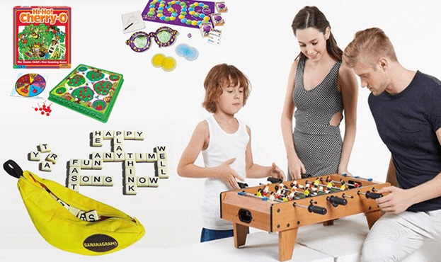 The Benefits Of Playing Board Games As A Child