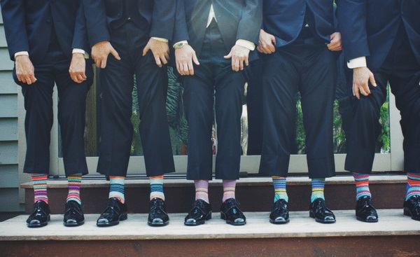 5 Places You Can Wear Crazy Socks
