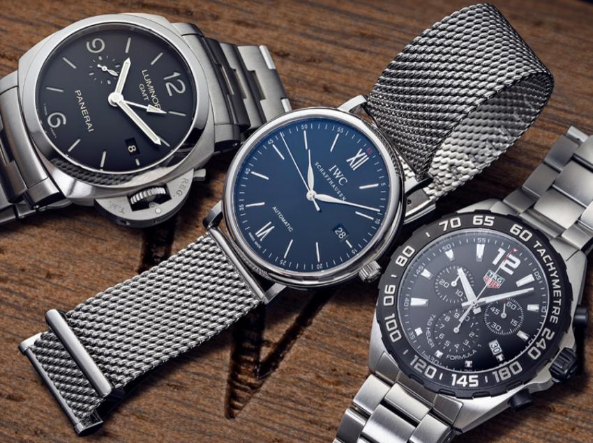 Different Watch Strap Styles for Visual Appeal and Functionality