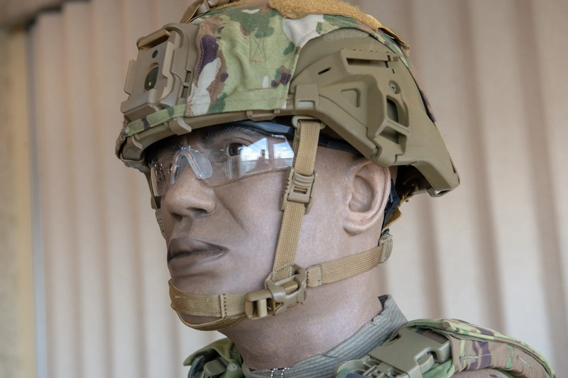 Kevlar helmet: Offering complete protection to the head